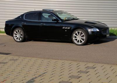 Maserati Quattroporte 4.2 black (3)