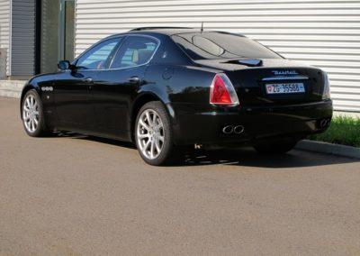 Maserati Quattroporte 4.2 black (4)