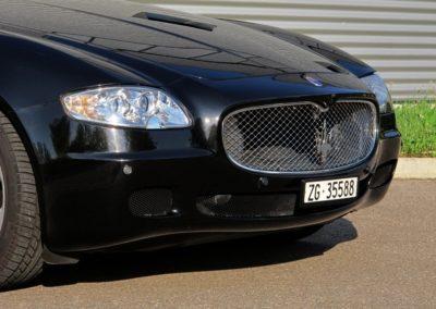 Maserati Quattroporte 4.2 black (6)