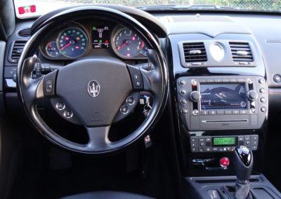 Maserati Quattroporte 4.2 black black (10)