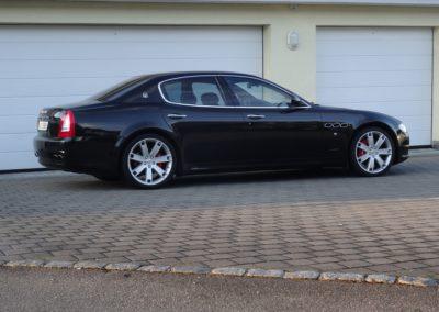 Maserati Quattroporte 4.2 black black (3)