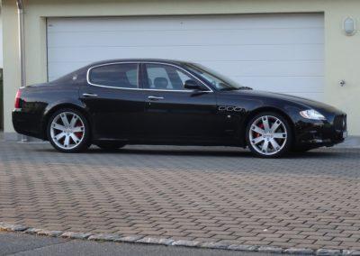 Maserati Quattroporte 4.2 black black (4)