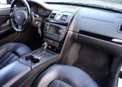 Maserati Quattroporte 4.2 black black (8)