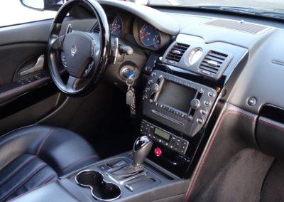 Maserati Quattroporte 4.2 black black (9)