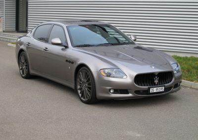 Maserati Quattroporte GTS 4.7