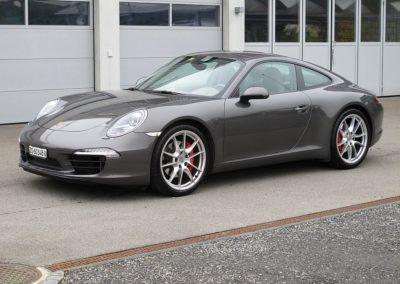 Porsche Carrera S grey (1)