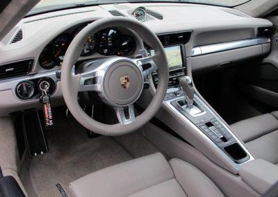 Porsche Carrera S grey (11)