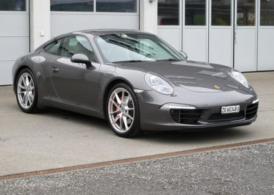 Porsche Carrera S grey (3)