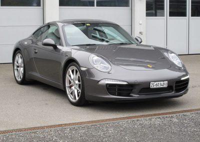 Porsche Carrera S grey (4)