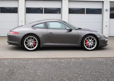 Porsche Carrera S grey (5)
