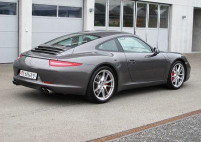 Porsche Carrera S grey (6)