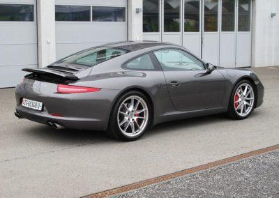 Porsche Carrera S grey (7)