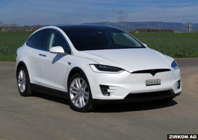 Tesla Model X P90DL