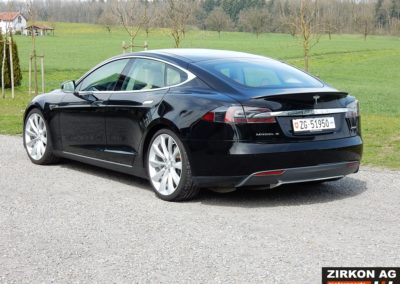 Tesla Model S 85P black beige (3)