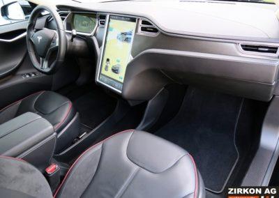 Tesla Model SP85 black black (11)