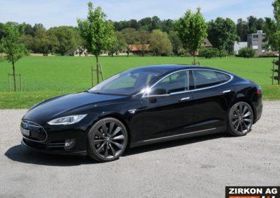 Tesla Model SP85 black black (3)