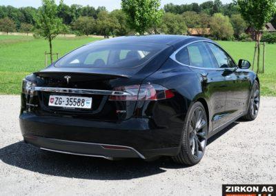 Tesla Model SP85 black black (6)