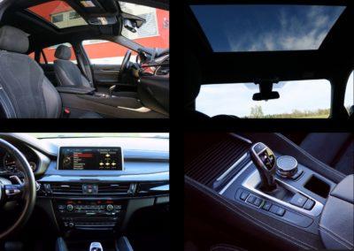 BMW X6 M50d F16 grau 16