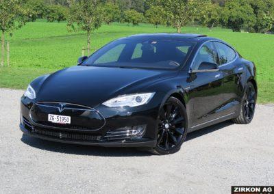 Tesla Model S P85D12