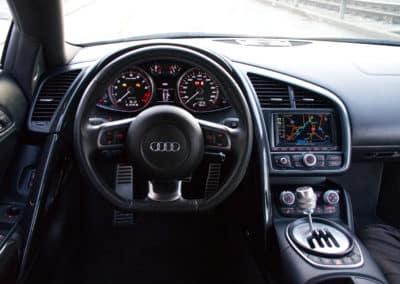 Audi R8 V10 Manual Shift 10