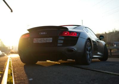 Audi R8 V10 Manual Shift 2
