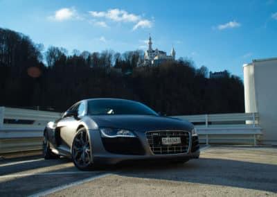 Audi R8 V10 Manual Shift 4