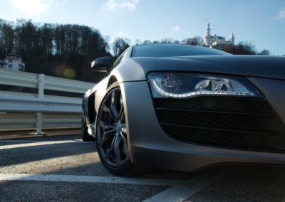 Audi R8 V10 Manual Shift 5