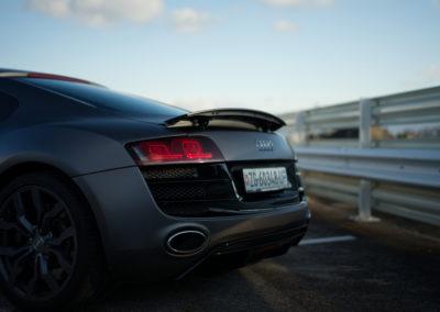 Audi R8 V10 Manual Shift 7