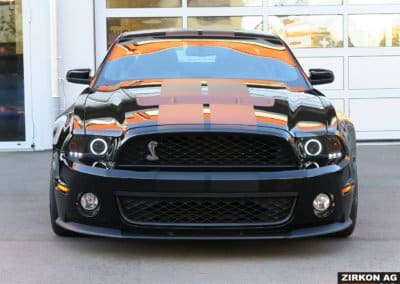 FORD MUSTANG GT 5.0 Shelby 09