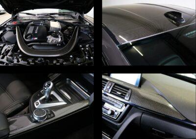 BMW M4 Coupe mineralgrau 16c