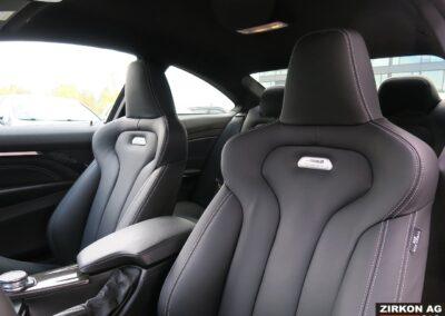 BMW M4 Coupe mineralgrau 23