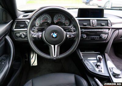 BMW M4 Coupe mineralgrau 26
