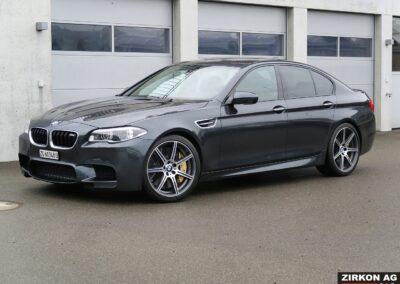 BMW M5 55