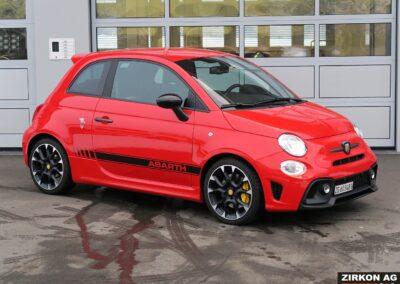 FIAT 595 Abarth competizione 03