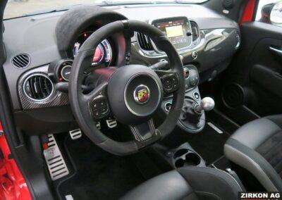 FIAT 595 Abarth competizione 14