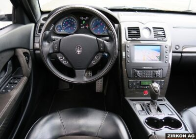 Maserati Quattroporte GTS grigio 1 (12)