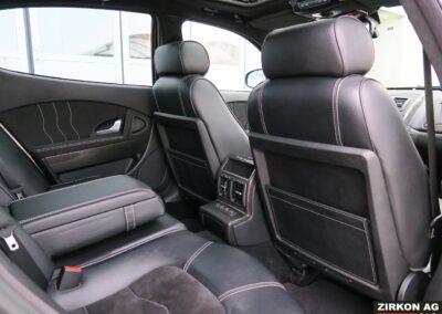Maserati Quattroporte GTS grigio 1 (13)
