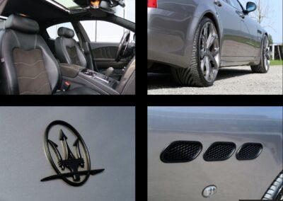 Maserati Quattroporte GTS grigio 1 (16)
