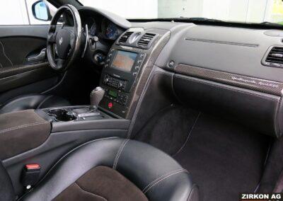 Maserati Quattroporte GTS grigio 1 (9)
