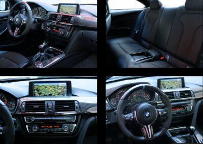 BMW M4 CS-Line 55