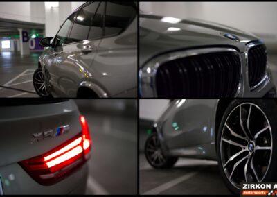 BMW X5M 09