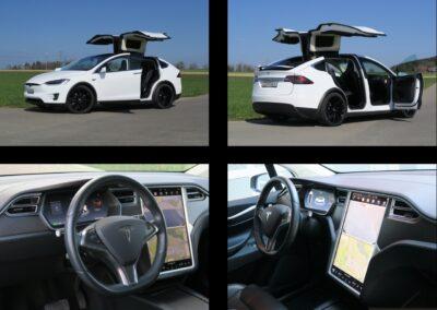Tesla Model X 90D 56